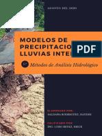 Modelos de precipitacion y lluvias intensas.pdf