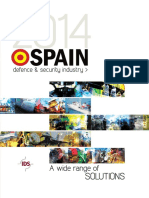 Spanish Defence Industry 2014