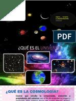 SEMANA 1 CLASE UNIVERSO