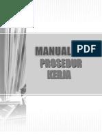 BKPBKPUmanual prosedur kerja