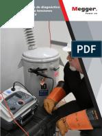 MEGGER Guía de pruebas de diagnóstico de aislamiento a tensiones superiores a 1 kV