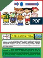 DEPORTE Y EDUCACION FISICA