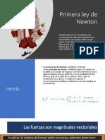 02 Primera ley de Newton