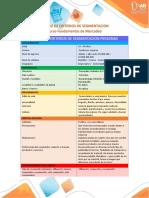 Matriz de Criterios de segmentación PASO 5 (1)