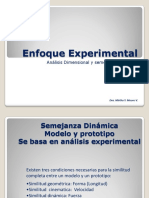 Enfoque Experimental