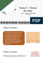 Tema 4 – Teoría de colas.pptx