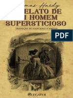 Thomas Hardy - O RELATO DE UM HOMEM SUPERSTICIOSO