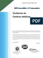 ASHRAE 170-2008 Ventilation of Health Care Facilities.en.es