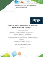 NICOLAS GALLO ROLON_Task 6 – Review of Replication, Transcription and Translation processes
