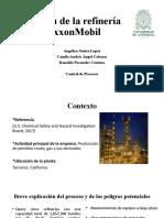 Explosión de la refinería de ExxonMobil final