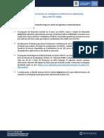 Programa de Formación Beca MinTIC DataCamp - Inteligencia Artificial