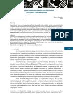 NOTAS SOBRE CURADORIA- BASES PARA O DISCURSO CURATORIAL CONTEMPORÂNEO