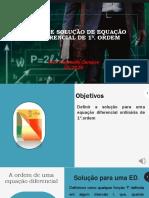 AULA DE REVISÃO DE EDO1
