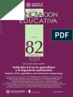 Industria 4.0 en la agricultura y la ingeniería automotriz