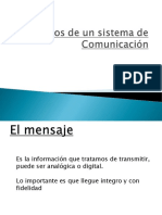 unidad 1 telecomunicaciones