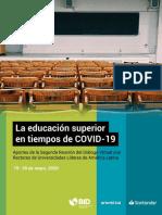 La-educacion-superior-en-tiempos-de-COVID-19-Aportes-de-la-Segunda-Reunion-del-Diálogo-Virtual-con-Rectores-de-Universidades-Lideres-de-America-Latina