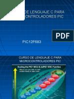 Presentación Curso C PIC12F683