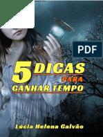 5DicasParaGanharTempo.pdf