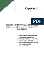 Cap 6.Fluxurile comerciale si migratia fortei de munca