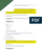 evaluacioon unidad 2 procesos yteorias administrativas