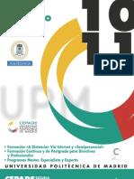Catálogo 2010 - 2011