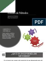 02 INGENIERIA DE METODOS Sesión 2