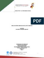 ACTIVIDAD CIUDADANO, SOCIEDAD CIVIL Y CONSTRUCCION DE PAZ