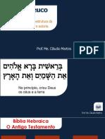 Pentateuco aula 01 PDF