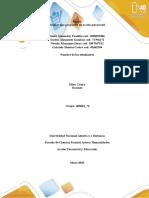 Fase 4- Diseñar una propuesta de accion psicosocial