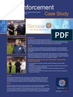 Sensear Law Enforcement Case Study