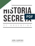 La Historia de La Argentina Secreta (1)