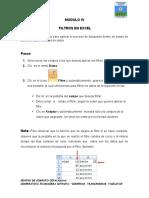 04  MODULO IV  Excel Avanzado