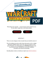 Warcraft 1 manual