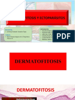 GRUPO 3 -DERMATOFITOSIS Y ECTOPARÁSITOS (1)