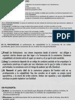 SENTIMIENTO DE CULPABILIDAD APUNTES Y RESUMEN CANO