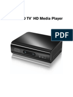 WD TV Manual