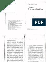 Pere-Oriol Costa. La crisis de la TV Publica.pdf