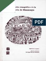 2004 - Arguedas, Jose Maria - Estudio etnografico de la feria de Huancayo