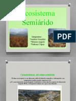 Ecosistema Semiárido