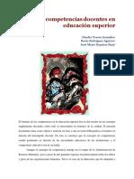 Las competenciasdocentes eneducación superior.pdf