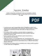 Piazzini-Magdalena medio