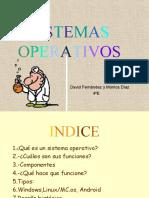 FIN TRABAJO SISTEMAS OPERATIVOS,DAVID Y MONICA