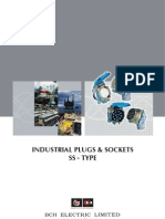 BCG-Industrial Plug & Socket-SS Type