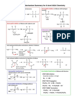 Organic Chemistry Mechanism