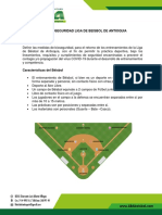 1. Protocolo Liiga Beisbol de Antioquia
