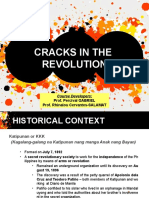 Module 3.2 Cracks in the Revolution