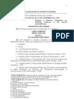 Lei 82-1966 - Sistema Tributário do DF