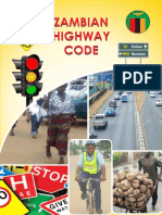 HIGHWAY CODE MARCH 25, 2020_ Zambia