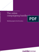 The Online Campaigning Handbook