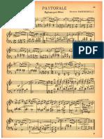 Pastorale Egloga per Oboe